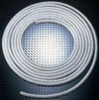 Clear Nylon Braided PVC Hose