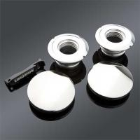 Landmark Renegade Style Gas Cap Set