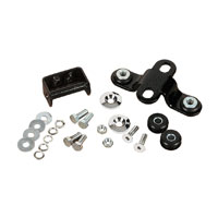 Drag Specialties Custom One-Piece Gas Tank Mount Kit