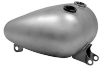Paughco Axed Dual Cap Gas Tank