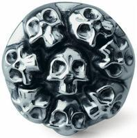 Skull Collection Gas Cap Cover