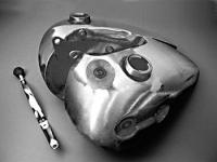 V-Twin Manufacturing Replica Gas Tank