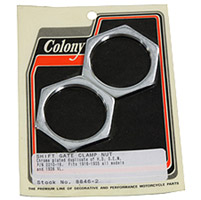 Colony Shift Gate Clamp Nut