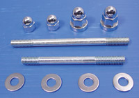 Colony Acorn-Nut-Style Gas tank Mounting Hardware