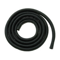 J&P Cycles® Nylon Braided Fuel and Oil Hose