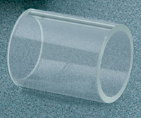 J&P Cycles® Replacement Clear Fuel Filter Glass Body
