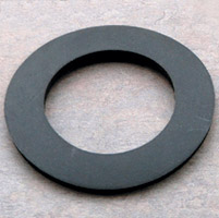 J&P Cycles® Replacement Gas Cap Gasket