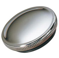J&P Cycles® Plain Gas Cap