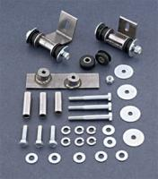 Flatside Gas Tank Mounting Kit