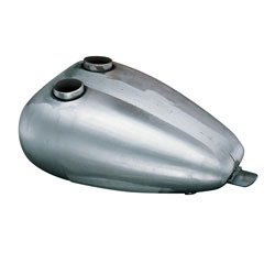J&P Cycles® Double-Cap Mustang-Style Gas Tank