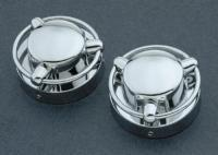 J&P Cycles® Satallite Gas Cap Covers