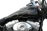 One-Piece 2.5″ Extended Gas Tank