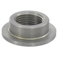 Pingel 3/8″ NPT Steel Weld-on Petcock Bung