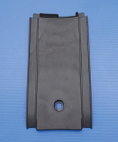 V-Twin Manufacturing Tank Panel Replacement Black Rubber Divider