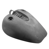 E-Z Bob One Piece Gas Tank