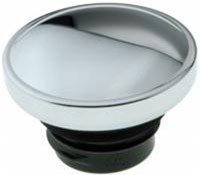 Stainless Gas Cap Set