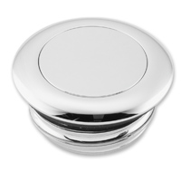 Paul Yaffe Originals Chrome Vented Pop-Up gas cap