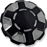 Joker Machine Black Techno Gas Cap