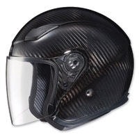 Joe Rocket RKT-Carbon Pro Open Face Helmet