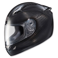 Joe Rocket Speedmaster Black Carbon Fiber Full Face Helmet