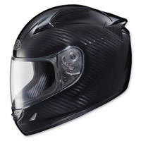 Joe Rocket Speedmaster Black Titanium Carbon Fiber Full Face Helmet