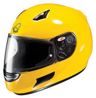 HJC RKT-Prime Dark Yellow Full Face Helmet