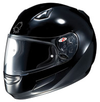 HJC RKT-Prime Black Full Face Helmet