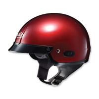 HJC IS-2 Wine Half Helmet