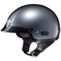HJC IS-2 Anthracite Half Helmet