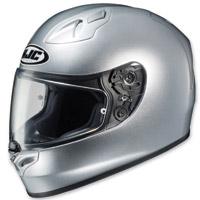 HJC FG-17 Silver Full Face Helmet