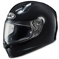 HJC FG-17 Black Full Face Helmet