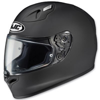 HJC FG-17 Matte Black Full Face Helmet
