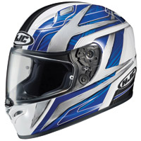 HJC FG-17 Ace MC-2 Full Face Helmet
