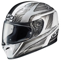 HJC FG-17 Ace MC-10 Full Face Helmet