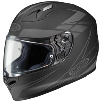 HJC FG-17 Force Matte Black/Gray Full Face Helmet