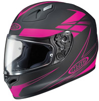 HJC FG-17 Force Matte Black/Pink Full Face Helmet