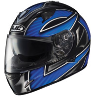 HJC IS-16 Ramper MC-2 Full Face Helmet
