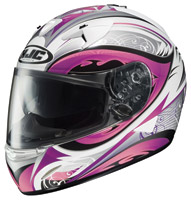 HJC IS-16 Lash MC-8 Full Face Helmet