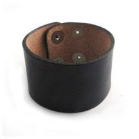 AMiGAZ Plain Strap w/Double Rivet Bracelet