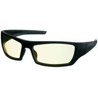 Chap'el C-137 Black Frame/Night Driving Lens Safety Glasses