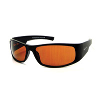 Chap'el C-160 Black Frame/High Definition Lens Safety Glasses