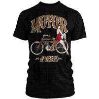 Motor Age Moto Pinup T-shirt