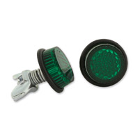 Chris Products License Plate Bolt Reflectors