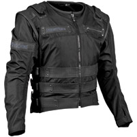 Speed and Strength Rage With The Machine Black Jacket