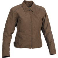 River Road Topaz Women's Brown Textile Jacket