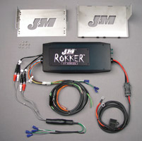 J&M ROKKER XT-P Series 500 Watt 4-Channel Amp