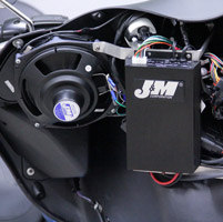 J&M 4 Chanel 360W Amplifier