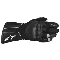 Alpinestars Men's Overland Drystar Black Glove