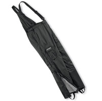 ICON Men's PDX Waterproof Black Bibs