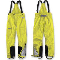 ICON Men's PDX Waterproof Yellow Bibs